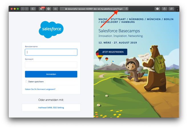 Best Practice: Disable Direct Login to Salesforce